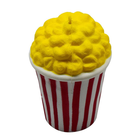 Popcorn Cup Squishy - Red