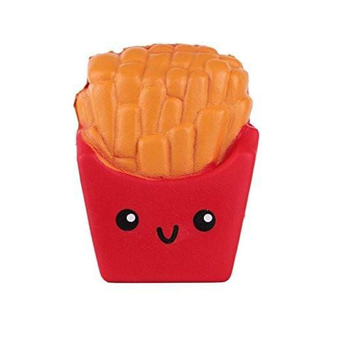 French Fries Squishy - Red
