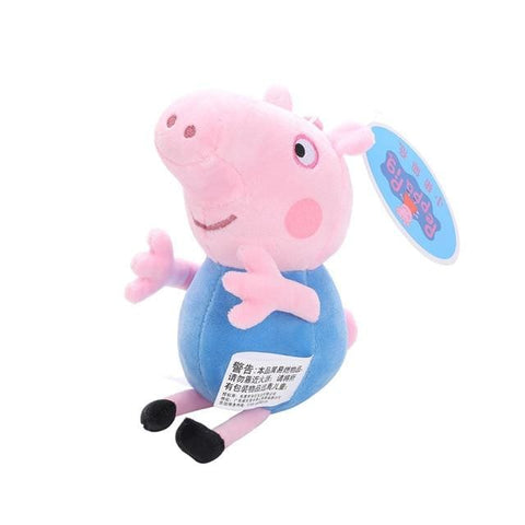 Image of Peppa Pig & Friends - 19Cm / George No Pet