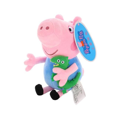 Peppa Pig & Friends - 19Cm / George With Pet