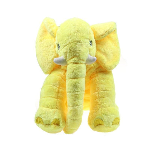 Image of Plush Elephant - 40 Cm / Yellow