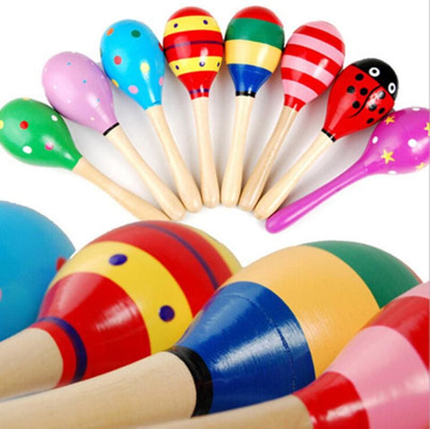 Image of 5 Mini Maracas