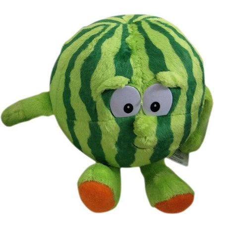 Large Selection Of Fruits & Vegetables Plush Toy - Watermelon