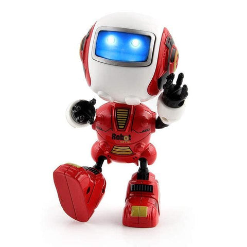 Image of Dancing Robot - Red