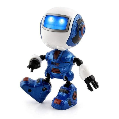 Dancing Robot - Blue