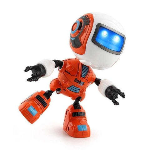 Dancing Robot - Orange