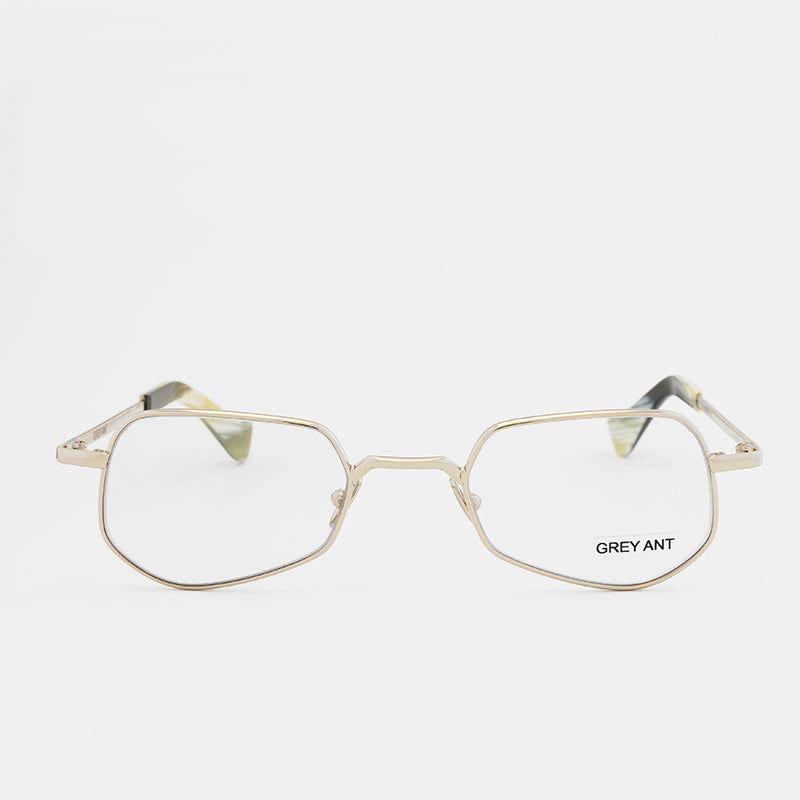 BRILLE: LIGHT GOLD