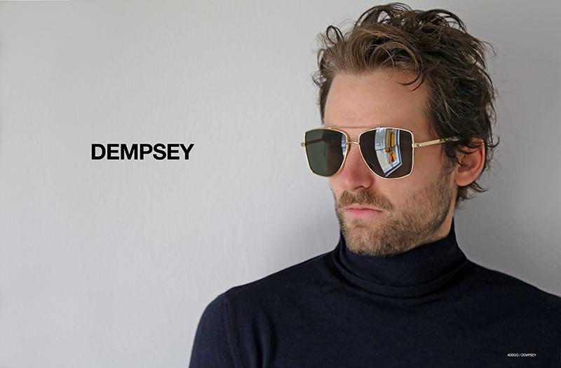 DEMPSEY: GOLD