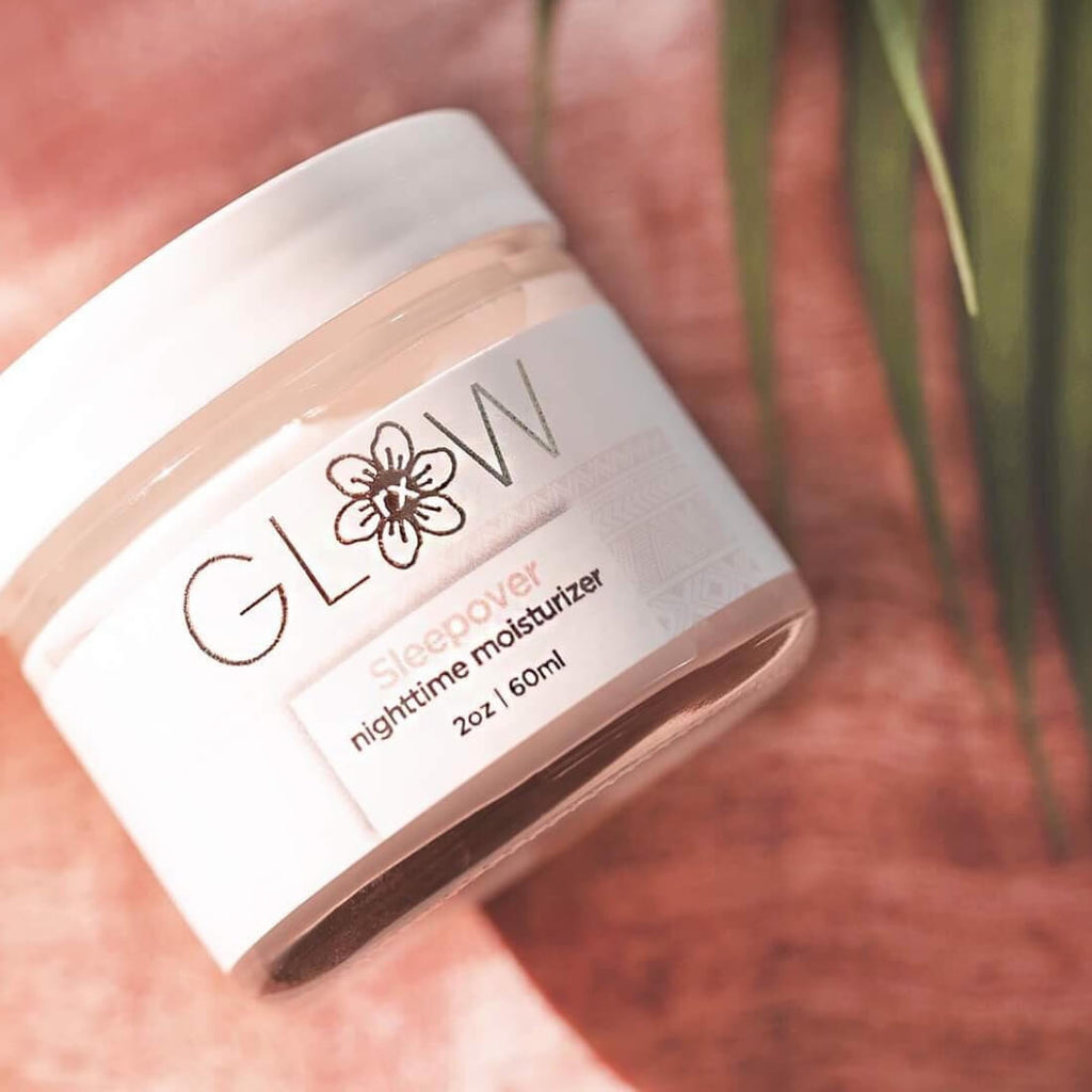 GLOWRx: THE BEST NON-TOXIC NIGHTTIME MOISTURIZER