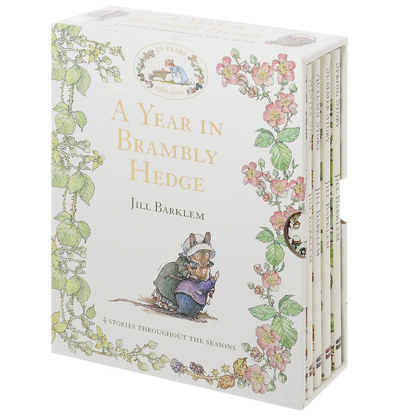 A Year in Brambly Hedge: 4 Stories