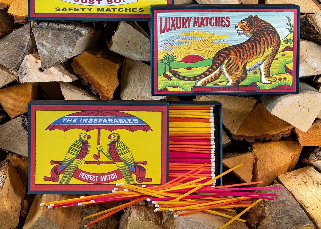 Giant Matches