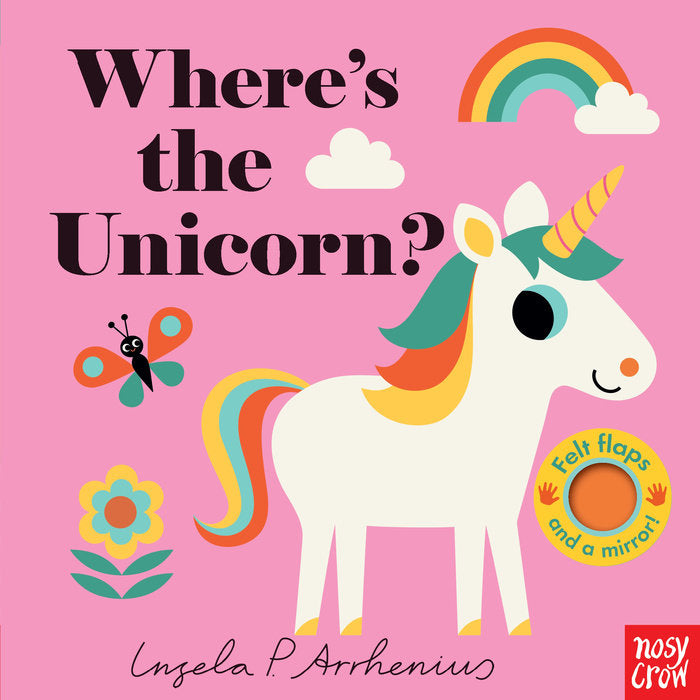 Where's the Unicorn? Book
