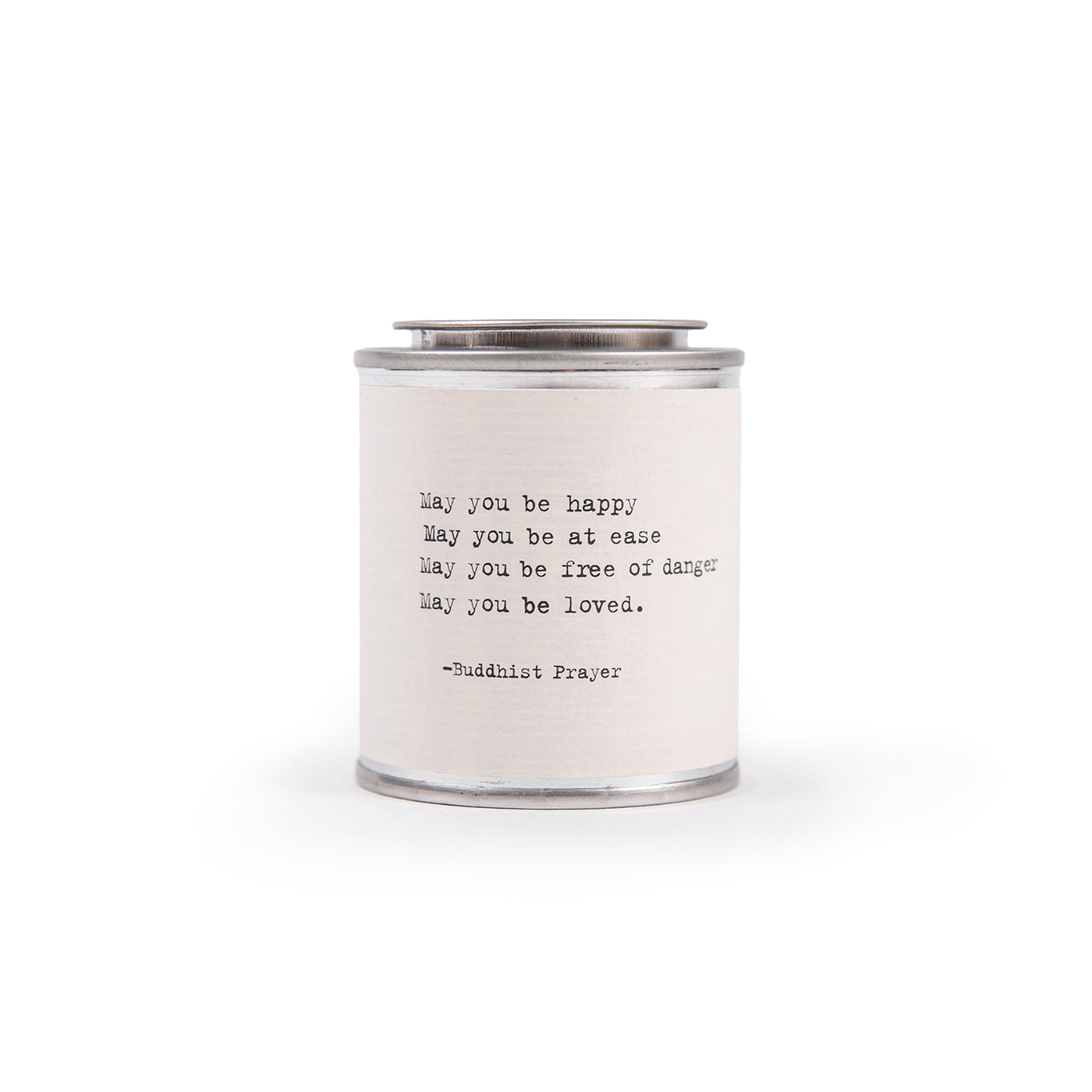 Quote Candle