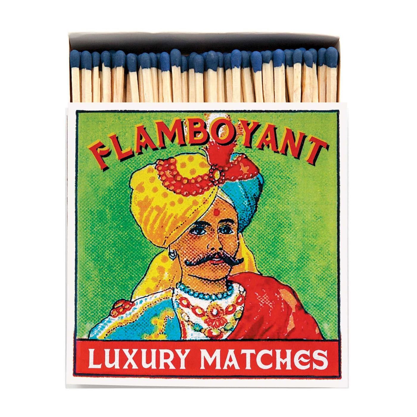 The Flamboyant Matchbox