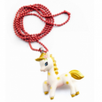 Lovely Charms Pony Necklace