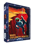 Mars Explorers Wanted Puzzle
