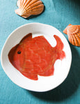Fish Dinner Plate