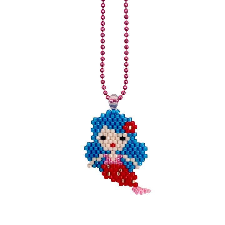 Pop Cutie Beaded Necklace