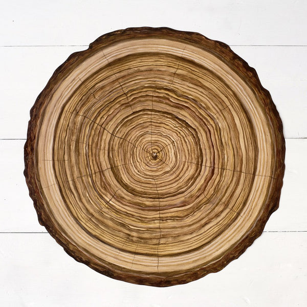 Wood Slice Placemats