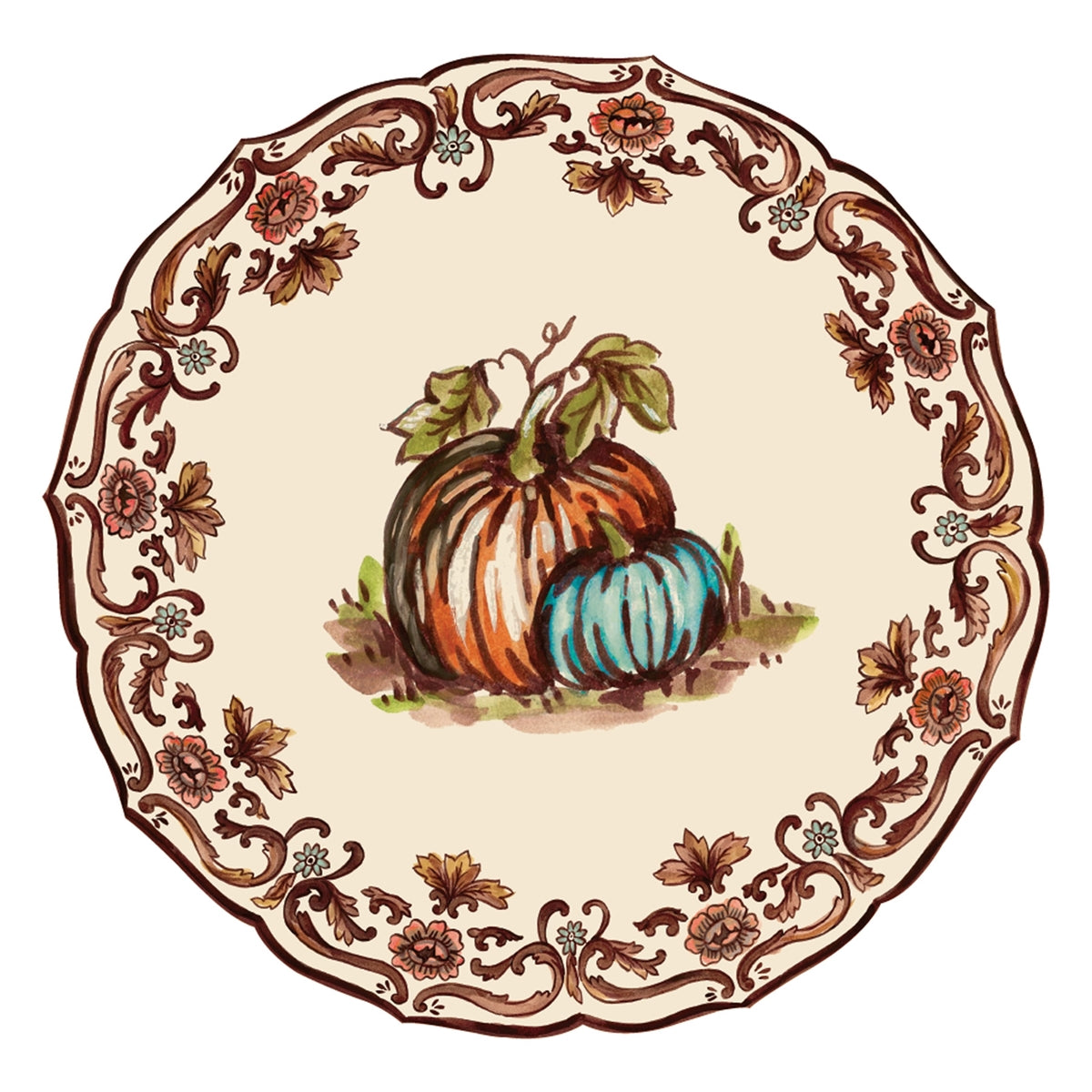 Thanksgiving China Placemat