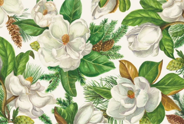 Magnolia Blooms Placemats