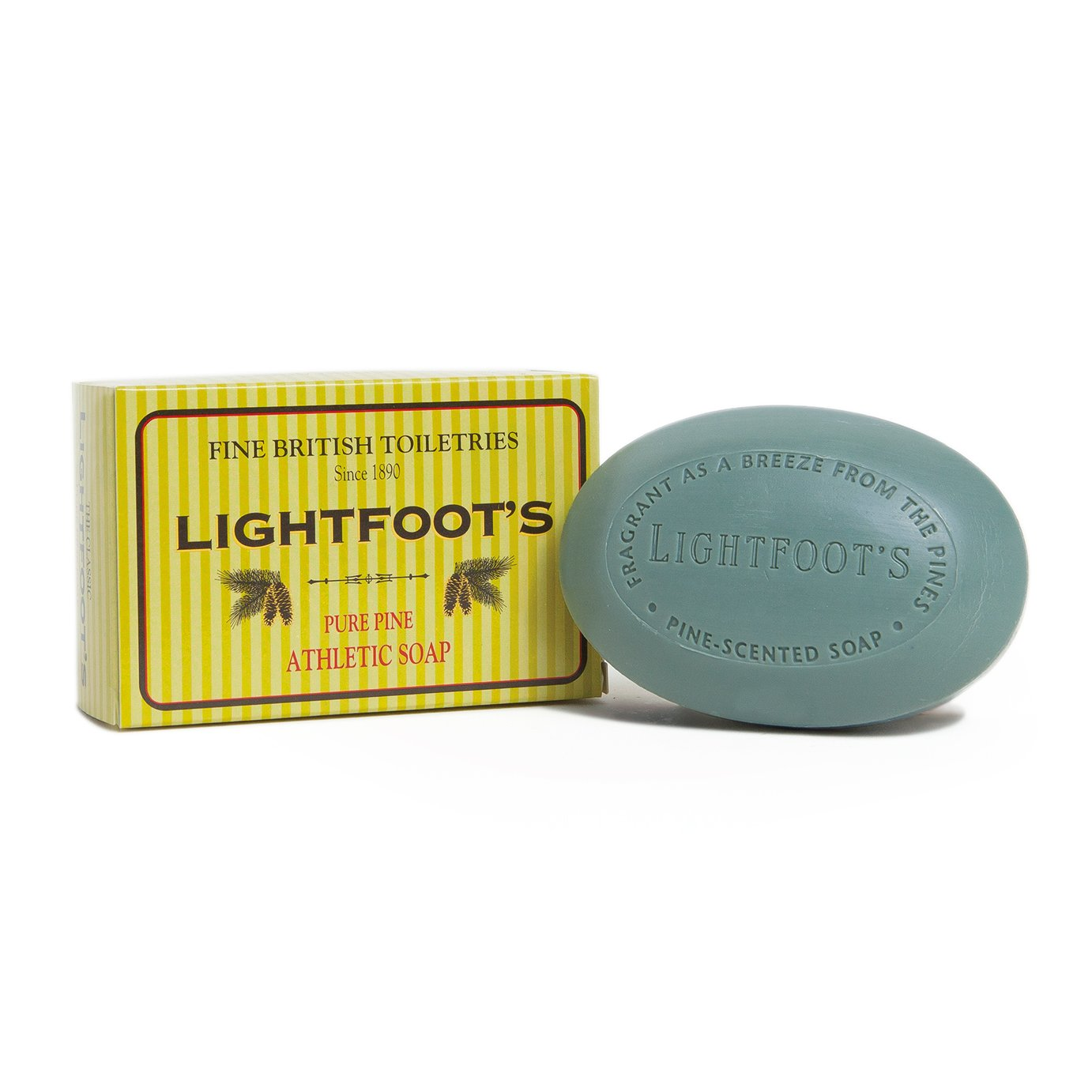 Lightfoot's Classic British Athletic Soap
