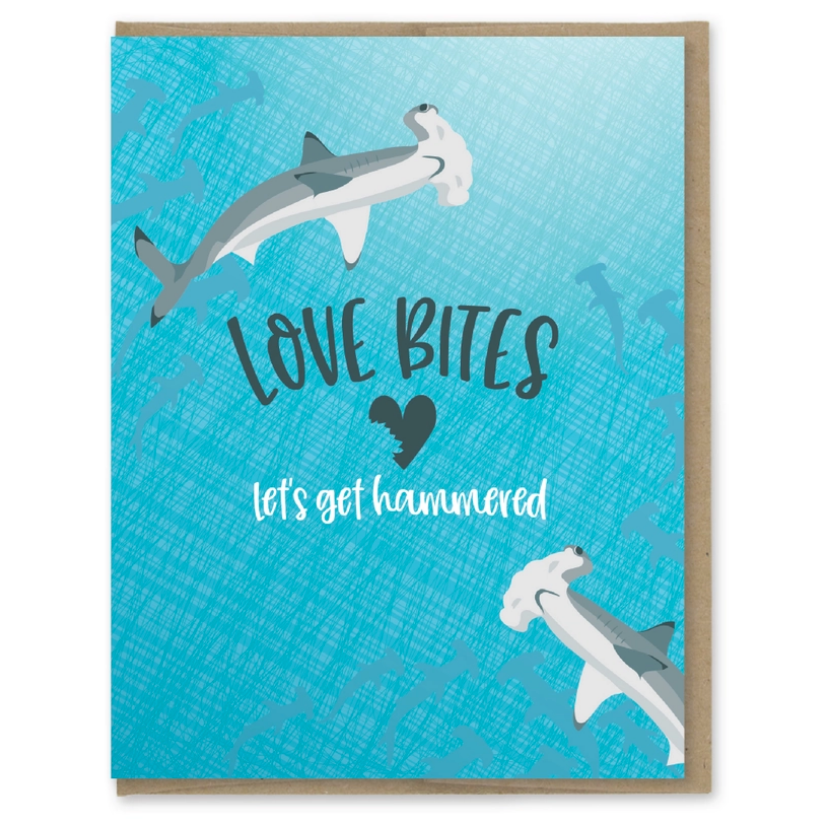 Love Bites Card