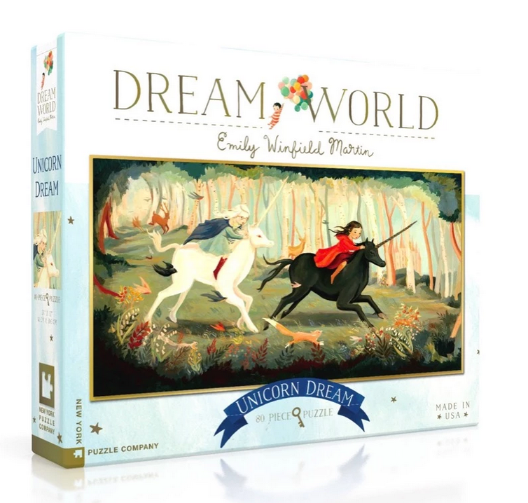 Unicorn Dream Puzzle