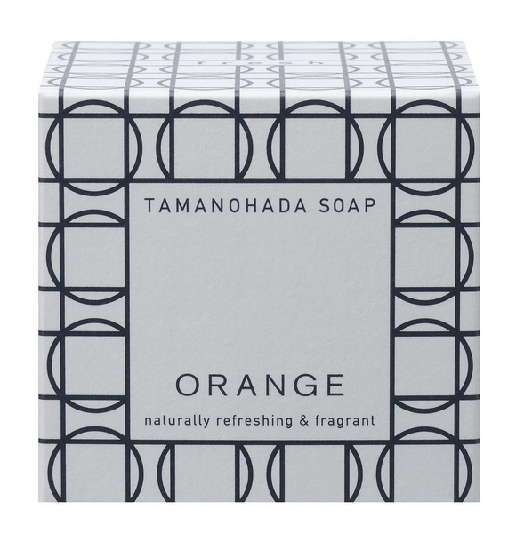 Tamanohada Round Palm Oil Soap
