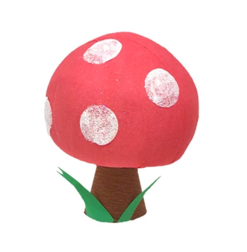 Mini Surprize Ball Mushroom, 2.25""