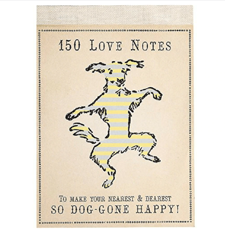 Dog-Gone Happy Love Notes