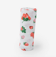 Strawberry Patch Swaddle