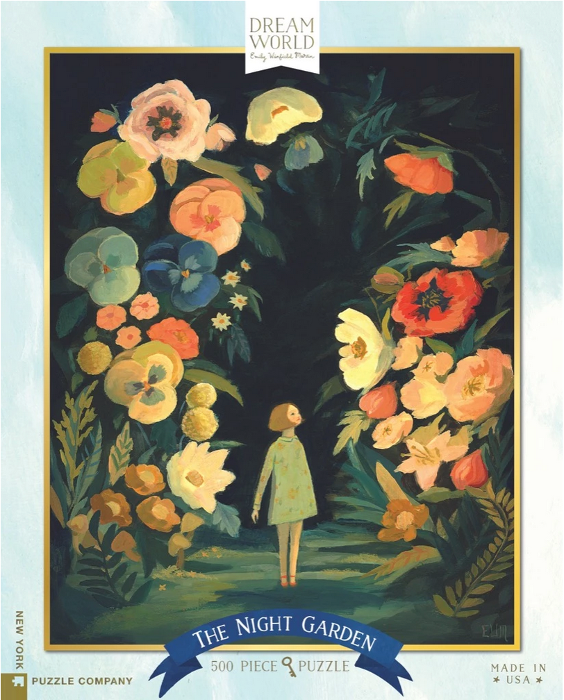 The Night Garden Puzzle