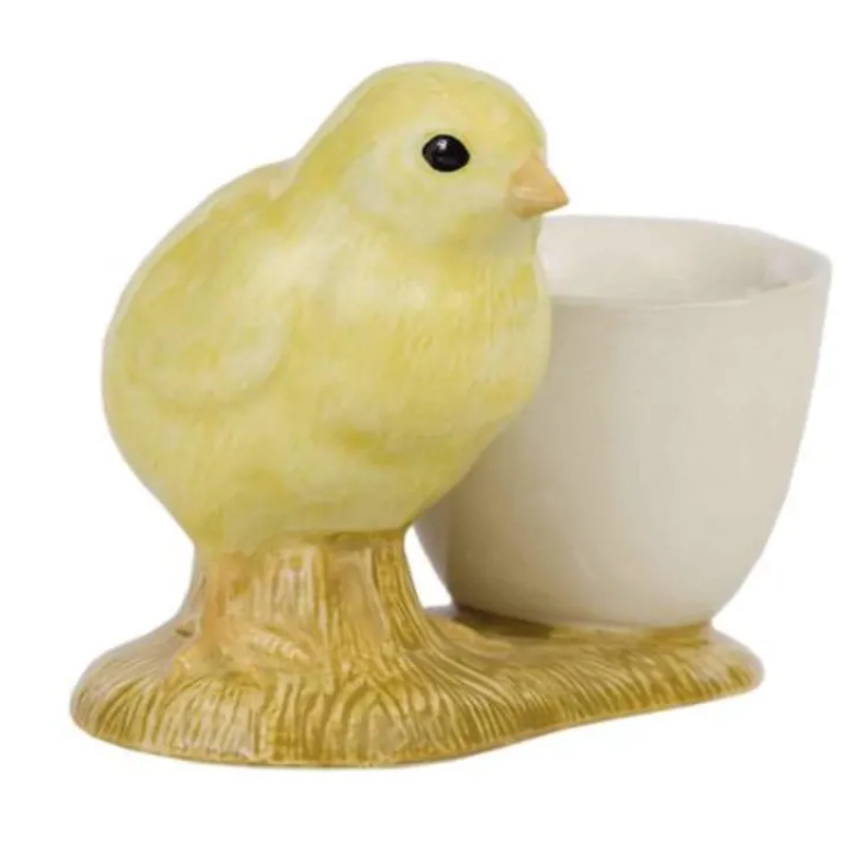Yellow Chick Egg Cup