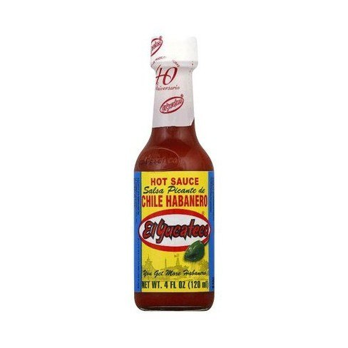 El Yucateco Hot Sauce Red