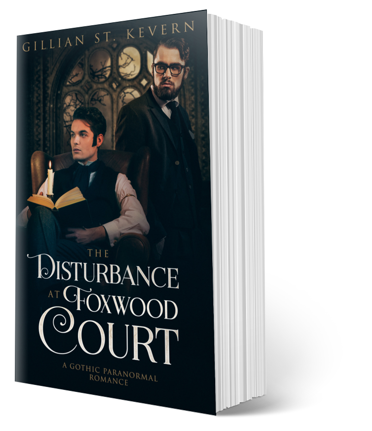 The Disturbance at Foxwood Court, Read by Candlelight #10 (print)