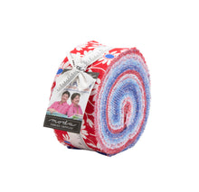 Load image into Gallery viewer, Back Porch Me & My Sisters Designs for Moda Fabrics- Jelly Roll