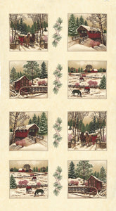 Winter White Quilt Kit by Holly Taylor for Moda Fabrics KIT6810