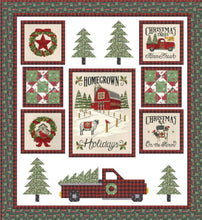 Load image into Gallery viewer, Homegrown Holidays by Deb Strain for Moda Fabrics 54x58