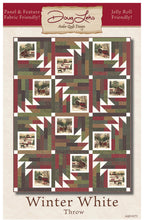 Load image into Gallery viewer, Winter White Quilt Kit by Holly Taylor for Moda Fabrics KIT6810