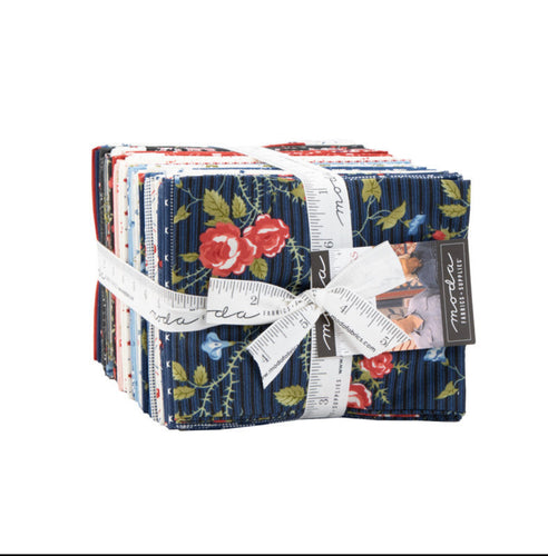 Harbor Springs Fat Quarter Bundle by Moda