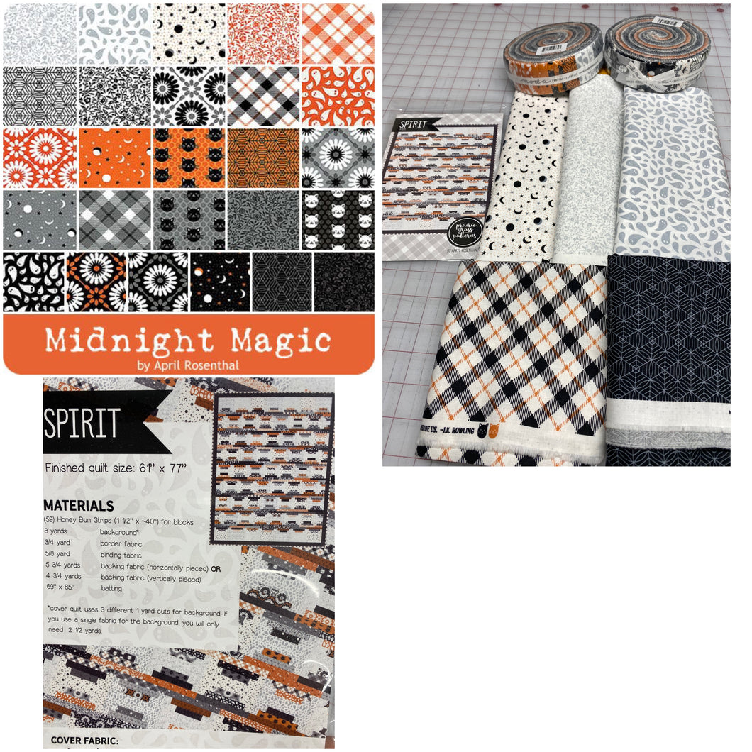 Moda Midnight Magic Quilt Kit