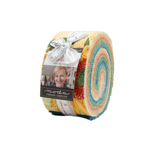 "Solana Jelly Roll (42 - 2 1/2"" x WOF Strips) designed by Robin Pickens"