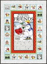 Load image into Gallery viewer, Snow Sweet Advent Quilt by J. Wecker Frisch for Riley Blake Fabrics