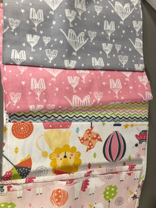 Under the Big Top Pink Quilt Kit