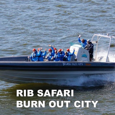 RIB SAFARI - BURN OUT CITY