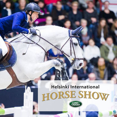 HELSINKI INTERNATIONAL HORSE SHOW | 23.10.-27.10.2019