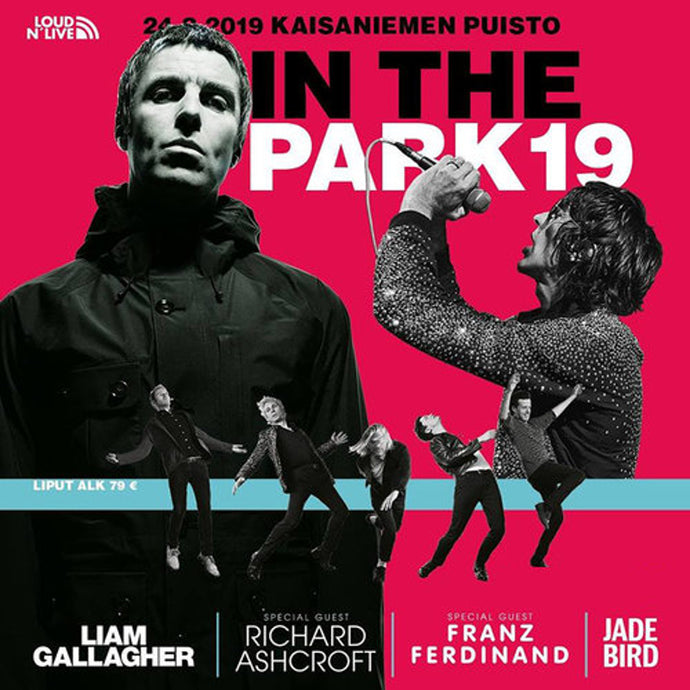 IN THE PARK 2019