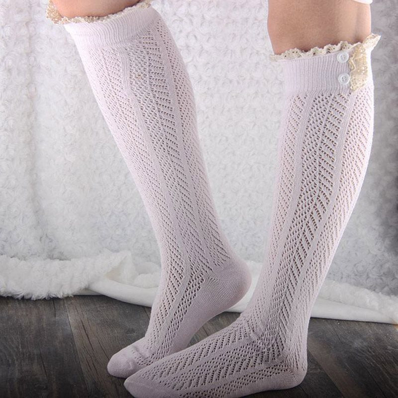 Winter Fashion Ventilation Socks