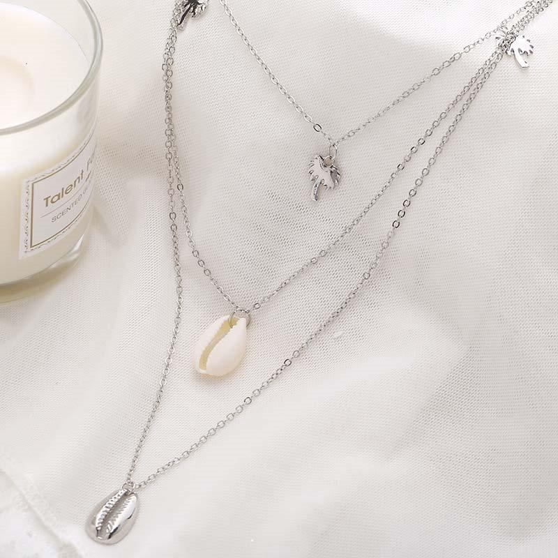 Pendant Necklace E-Plating Vintage Female Necklaces